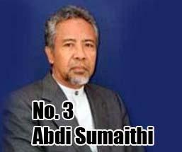 Abdi Sumaithi Calon DPD 2014 Asal Provinsi DKI Jakarta No Urut 3