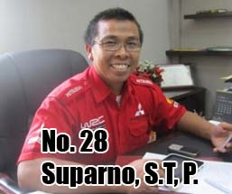 Suparno Calon DPD 2014 Asal Provinsi Aceh No Urut 28